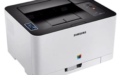 Tiskárna laserová Samsung SL-C430W (SL-C430W/SEE)