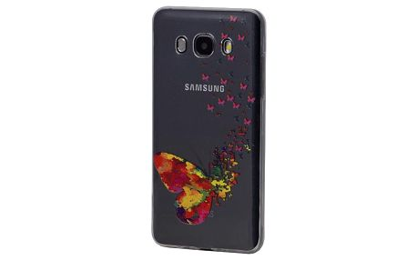 EPICO pružný plastový kryt pro Samsung Galaxy J5 (2016) SPRING BUTTERFLY - 13610102500020