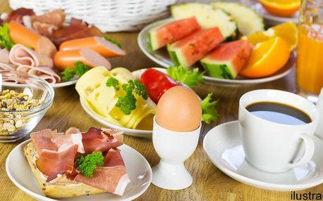 Vydatná snídaně pro hezčí den