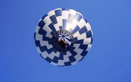 Vyhlídkové lety velkým balónem