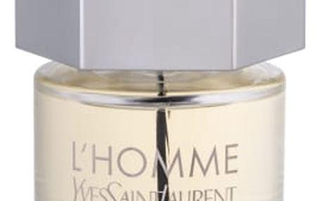 Yves Saint Laurent L´Homme 60 ml toaletní voda pro muže
