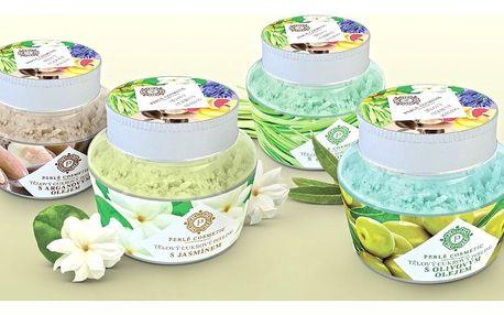Ručně vyráběný přírodní cukrový peeling Topvet