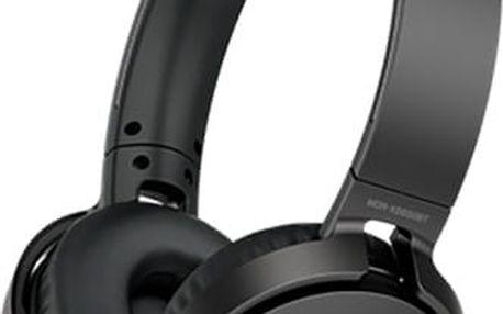 Sony MDR-XB650BT, černá - MDRXB650BTB.CE7