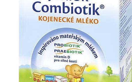 4x HIPP 4 Junior Combiotik (600 g) – pokračovací mléčná kojenecká výživa