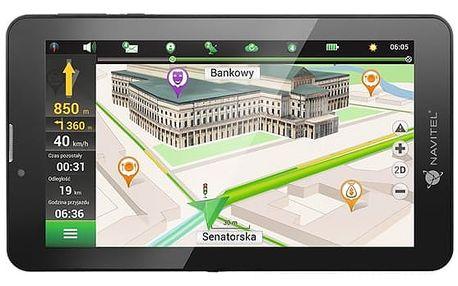 Navigační systém GPS Navitel T700 3G (C2047028) černá + DOPRAVA ZDARMA
