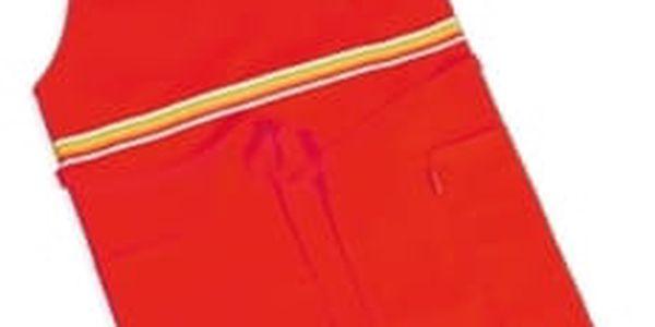 TESCOMA kuchyňská zástěra PRESTO TONE, červená
