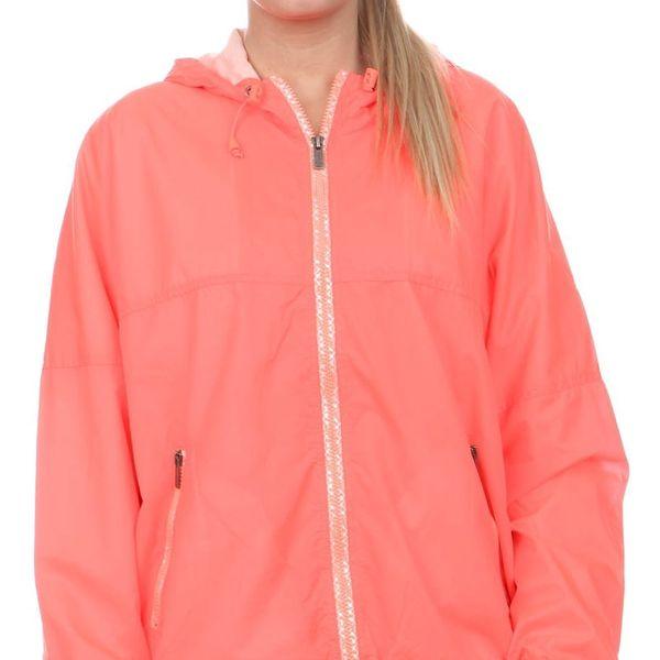 Dámská bunda Pepe Jeans Goldie, oranžová