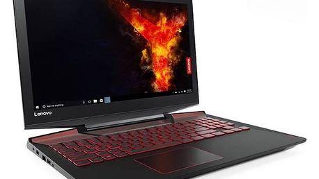 Notebook Lenovo IdeaPad Legion Y720-15IKB (80VR0082CK) černý Monitorovací software Pinya Guard - licence na 6 měsíců (zdarma) + Doprava zdarma