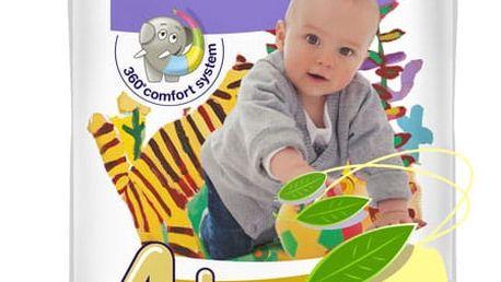 2x BELLA HAPPY Maxi Plus Big Pack 4+ (9-20 kg) 62 ks – jednorázové pleny
