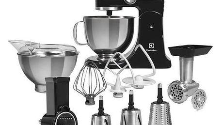 Kuchyňský robot Electrolux Assistent EKM4200 černý + Doprava zdarma