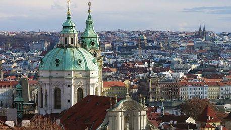 Romantický pobyt pro 2 s wellness Praha