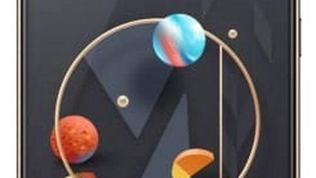 Nubia Z17 mini 4+64GB Black Gold