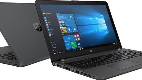 HP 250 G6, černá - 1XN50EA