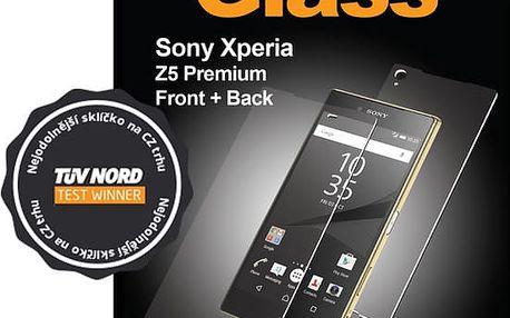 PanzerGlass ochranná sada obrazovky - křišťálově čistá pro Sony Xperia Z5 Premium - 1610