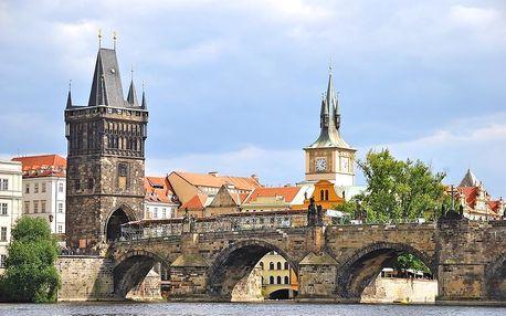 Romantický pobyt v srdci Prahy