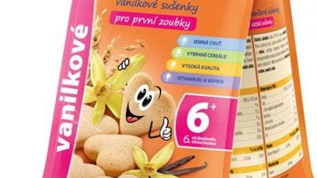 3x SUNÁREK Vanilkové sušenky (175 g)