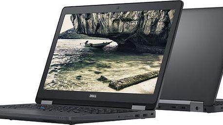 Dell Latitude 15 (E5570), černá - G26K1