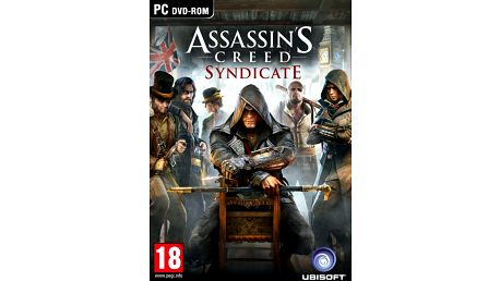 Assassin's Creed: Syndicate (PC) - PC - 3307215892756