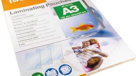 Peach laminovací fólie A3, 80mic, 100ks - PP580-01