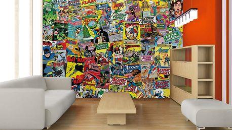 1Wall 1Wall Kreativní koláž 64 dílů 37,5 x 27,5cm Komiks