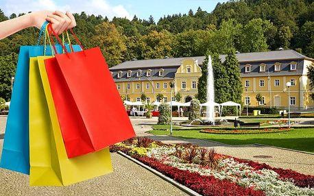 Zájezd pro 1 za nákupy na trzích v polských Lázních Chudoba
