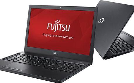 Fujitsu Lifebook A557, černá - VFY:A5570M35POCZ