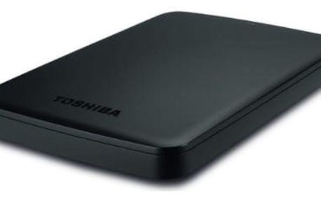 Toshiba Canvio Basics 500GB, HDTB305EK3AA