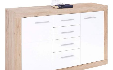 Komoda sideboard malta, 138/86/35 cm
