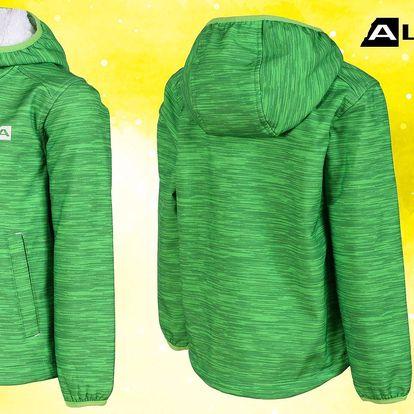 Odolná zateplená bunda Alpine Pro pro děti