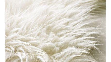 Vlněný koberec Royal Dream Pure Light, 60x120 cm