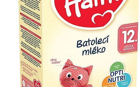 3x HAMI 12+ (600 g) - kojenecké mléko