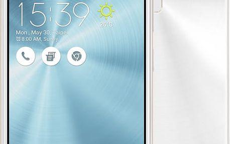 ASUS ZenFone 3 ZE520KL-1B011WW, bílá - 90AZ0172-M01420