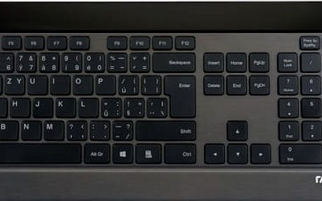 Rapoo 8900P, černá, CZ - 6943518921280