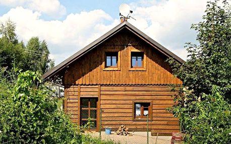 Chalupa v Jizerkách až pro 13 turistů či lyžařů
