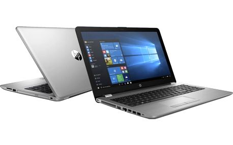 HP 250 G6, stříbrná - 1WY23EA