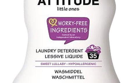 ATTITUDE Prací gel pro děti s vůní Sweet Lullaby 1050 ml (35 praní)