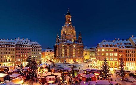 Adventní Drážďany: Brno, Velké Meziříčí, Jihlava