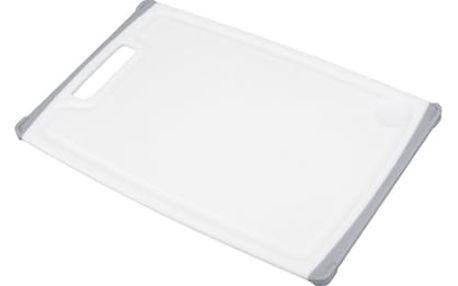 TESCOMA krájecí deska COSMO 36x24 cm, šedá