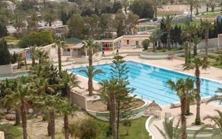 Tunisko - Nabeul na 8 dní, all inclusive s dopravou letecky z Prahy