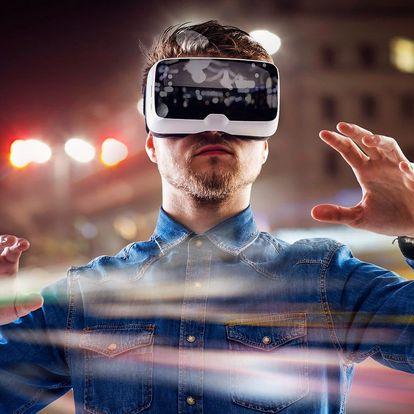 60 minut v moderní virtuální realitě HTC Vive