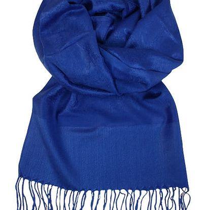 Milano elegantní jednobarevný šál