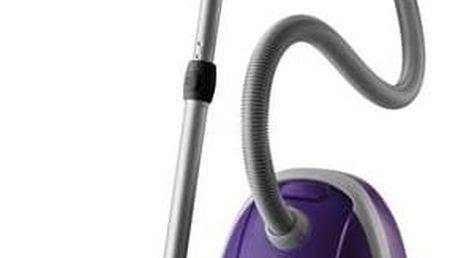 Vysavač podlahový Electrolux Classic Silence ZCS2240VEL fialový + Doprava zdarma