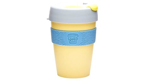 Hrnek KeepCup Alchemy lemon medium 0,34l