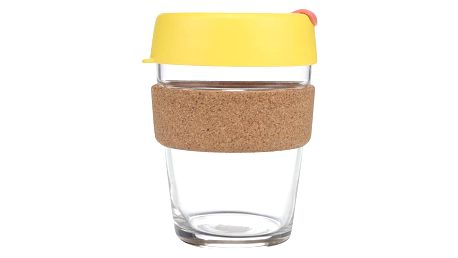 Hrnek KeepCup Brew Saffron Cork medium 0,34l