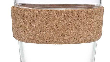 Hrnek KeepCup Brew Saffron Cork medium 0,34l