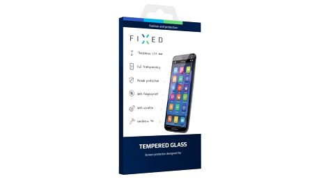 FIXED ochranné tvrzené sklo pro Microsoft Lumia 550, 0,33mm - FIXG-064-033