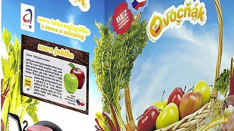 OVOCŇÁK 100% jablko mošt 3 L - ovocná šťáva
