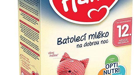 6x HAMI 12+ Na dobrou noc (600 g) - kojenecké mléko