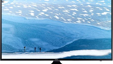 Samsung UE55KU6072 - 138cm + Flashdisk A-data 16GB v ceně 200 kč