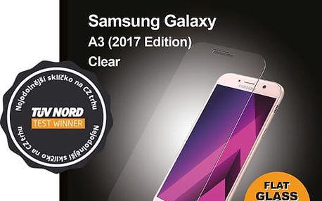 PanzerGlass ochranné sklo pro Samsung Galaxy A3 (2017) Čirá - 7102